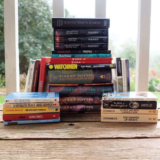 Read More Books: Set Goals for Reading