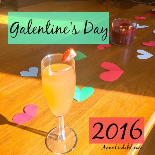 Galentine's Day 2016