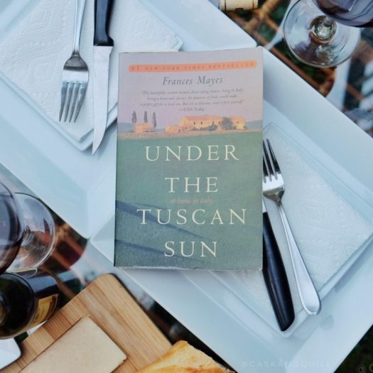 Under the Tuscan Sun dinner