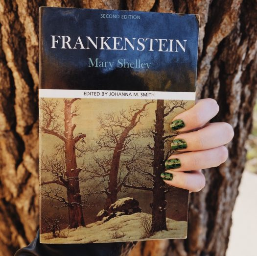 Frankenstein's monster nails